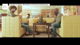 Marouane Fellaini répond à nos questions chez lui à Manchester