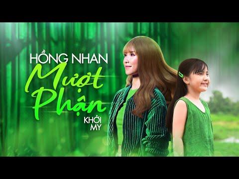 KHỞI MY x REJOICE | HỒNG NHAN MƯỢT PHẬN | OFFICIAL MUSIC VIDEO