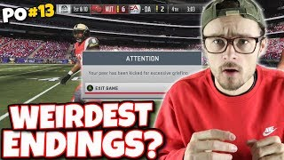 2 GAMES WITH ENDINGS THAT LEFT ME MORE CONFUSED THAN EVER... Madden 19 Packed Out  #13