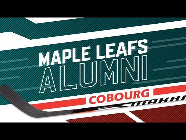 A Day with the Maple Leafs Alumni: Cobourg