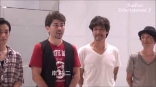 ミュージカル『ヴィンセント・ヴァン・ゴッホ』 プレビュー公演 2016年9...