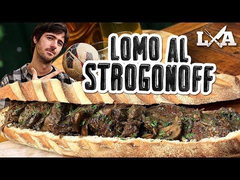 #ElOtroLado - Lomo al Strogonoff al Disco - Receta de Locos X el Asado