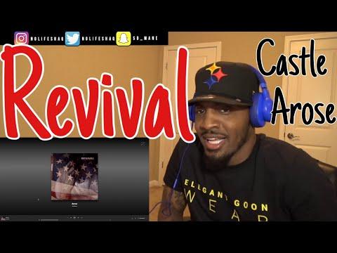 This man is a pure Genius!!!   Eminem - Castle & Arose   REACTION (Revival Album)