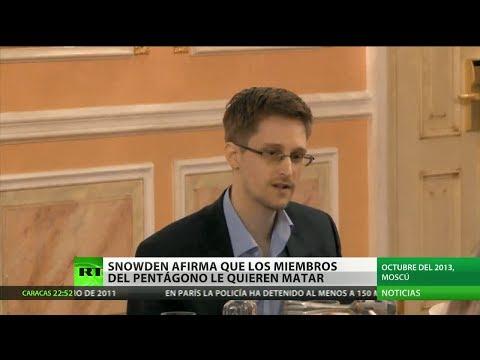 """Snowden en su primera entrevista televisiva: """"El Gobierno de EE.UU. quiere matarme"""""""
