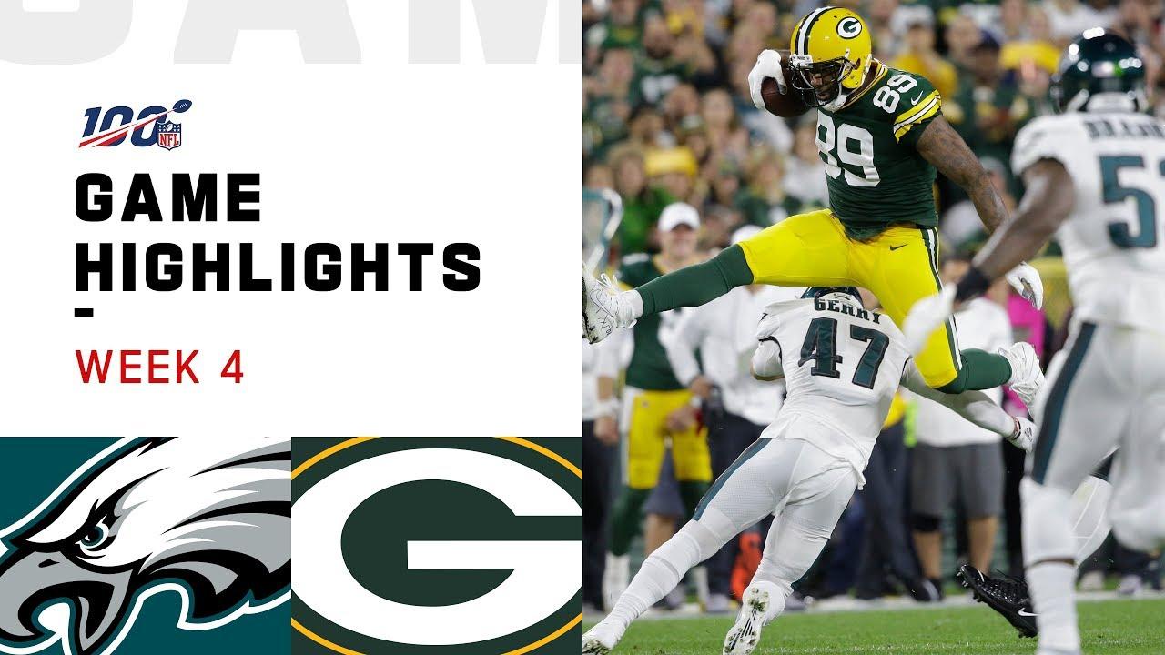 NFL Week 4 live game updates: Highlights, injuries, analysis