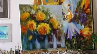 Розы маслом. Андрей Самарин.