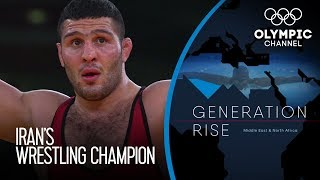 World Champion Reza Yazdani's Fight for the Olympics | Generation Rise(A World champion, Iran freestyle wrestler Reza Yazdani is already a national hero but his legendary status brings huge pressure and expectations. Join us as ..., 2016-11-16T09:00:02.000Z)