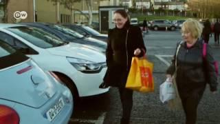 ضعف عملة الجنيه الاسترليني يجتذب الايرلنديين للتسوق في بريطانيا   الأخبار