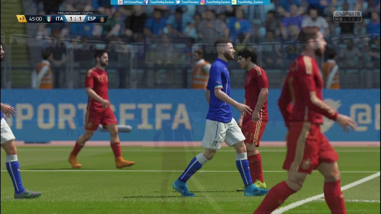 Italien Spanien Livestream