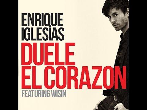 Enrique Iglesias Ft. Wisin - Duele El Corazon (Dj Mursiano & Varo Ratatá Extended 2016)