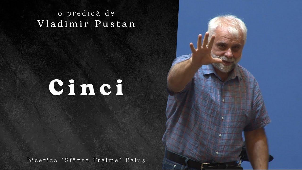 Vladimir Pustan | Cinci | Ciresarii TV | 25-iulie-2021
