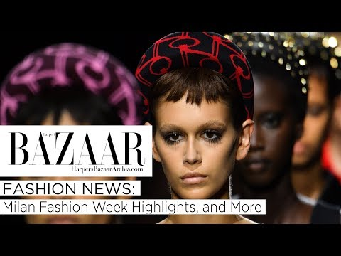 Fashion News: The Hadids Takeover MFW, Michael Kors Snaps Up Versace For Over $2 Billion, And More