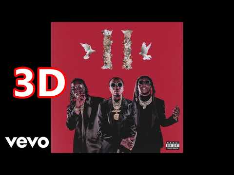Migos 3D AUDIO  Walk It Talk It Audio ft Drake WEAR HEADPHONES!!