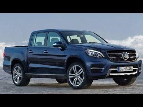 Top Cars 2017 Mercedes Benz Glt Pickup Truck Everyone S Been Waiting For
