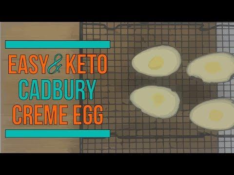 Keto Diet Food List | Easy & Keto Cadbury Creme Eggs