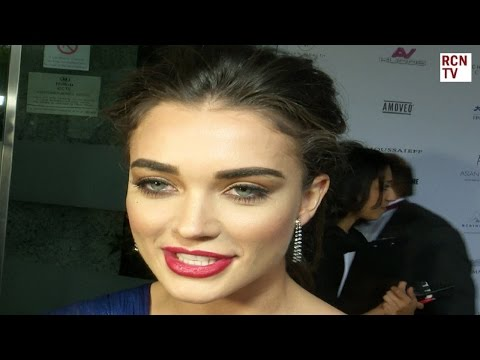 Amy Jackson Interview 2.0 Shankar & Rajinikanth