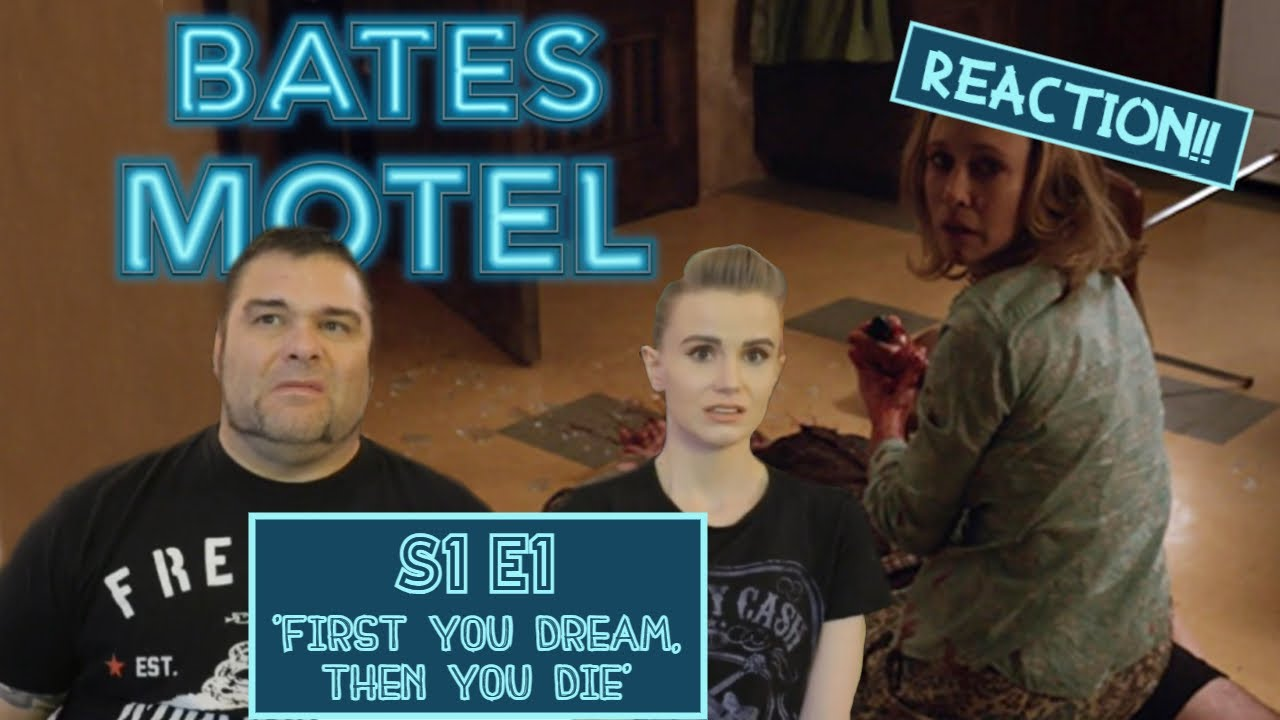 Download Bates Motel | S1E1 'First You Dream, Then You Die' | Reaction | Review