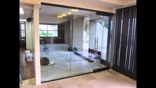 видео межкомнатные перегородки в интерьере стеклянные