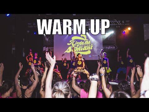 AMAZING  ZUMBA® WARM UP 2018 BY DJ AMINE (ZIN LAIA TEBAR)
