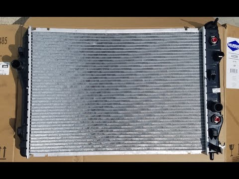 How to Replace Radiator Chevy Camaro (Pontiac Firebird Trans Am)