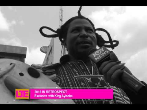 Exclusive Interview With King Ayisoba