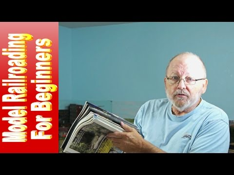 Model Railroading For Beginners – Track Plans – Episode 04