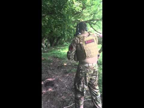 Z15647  ZERT Irregular Warfare NSS Pistol
