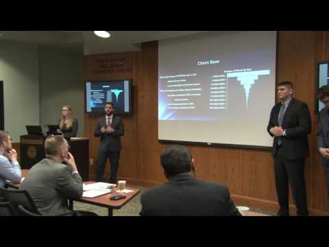 Bulldog Investment Challenge - Team Presentations