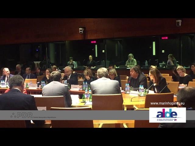 Encontro de Juízes do Tribunal de Justiça da União Europeia