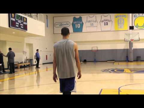 Stephen Curry Full Court Shot - 1/14/14