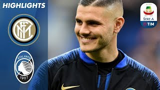 Inter 0-0 Atalanta | Inter Struggle as Icardi Returns to San Siro | Serie A