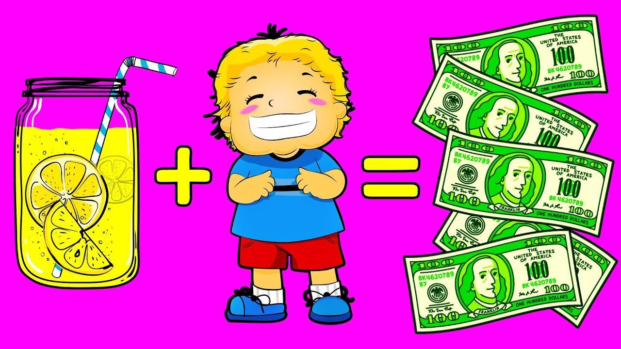 игра заработать деньги для детей