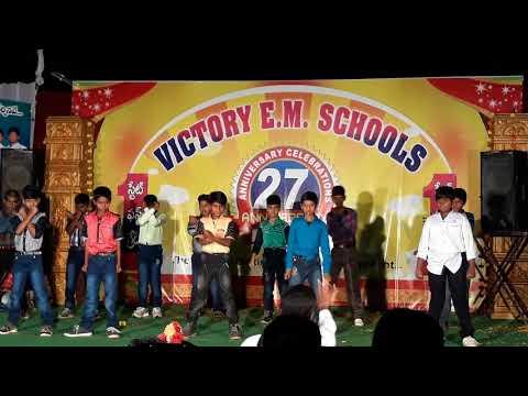 victory high school nee Kallalona katuka song