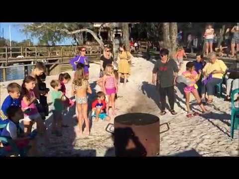 Bluewater Bay Marina - 2nd Annual Sock Burning - March 2017