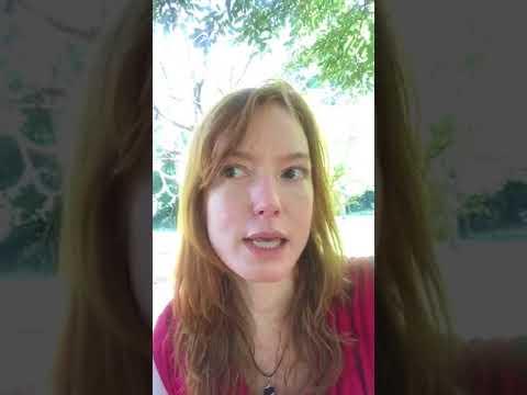 Alicia Witt Facebook Live 070818