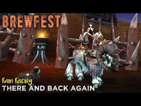 how to get a brewfest ram