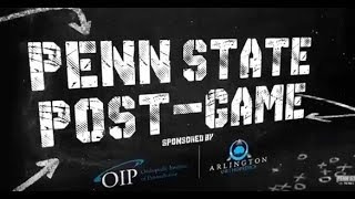 Penn State Postgame Show:  Michigan State