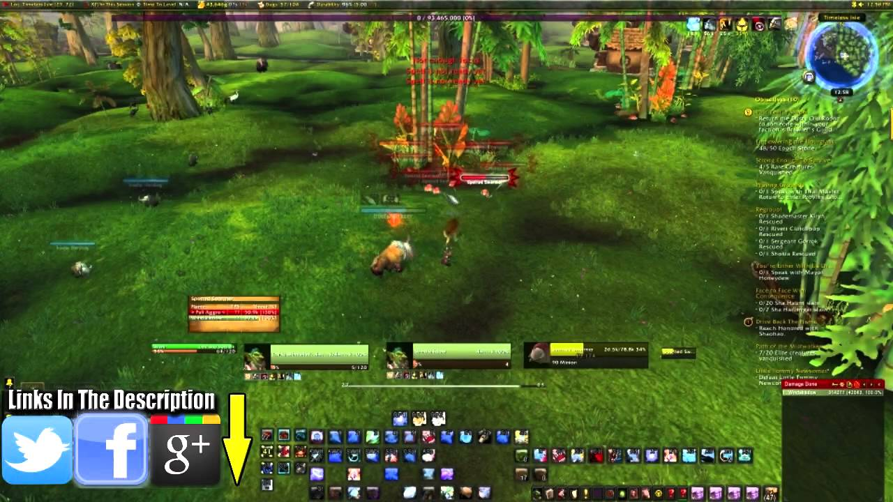 World of Warcraft: Warlords of Draenor What To Do Before Release