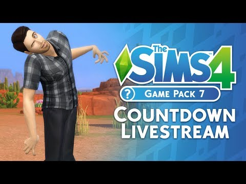 Countdown to The Sims 4 Game Pack 7 Announcement!