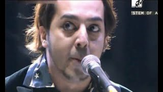 System Of A Down B Y O B live HD DVD Quality