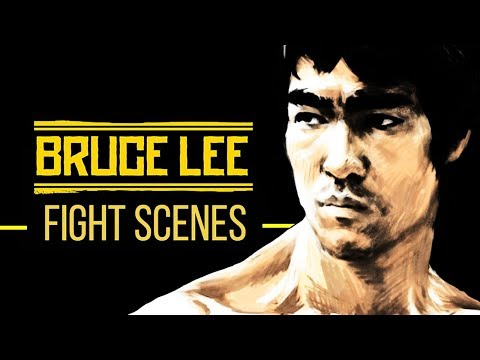 Top 10 | Bruce Lee Fight Scenes