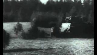 T-28/BT-5 in action