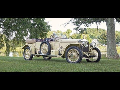 1913 rolls royce 40 50hp silver ghost 39 london to edinburgh. Black Bedroom Furniture Sets. Home Design Ideas