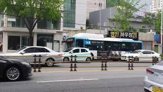 부산 금정구 롯데 마트 사라진 후 부산버스들(5)