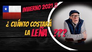 #Leña será mas cara !!!! en el invierno 2021 en #Chile