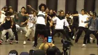 Les Twins Workshop in Tokyo -Larry- Part 5 7/29/2015