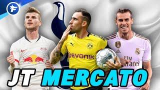 Tottenham fait tout pour renforcer son attaque | Journal du Mercato