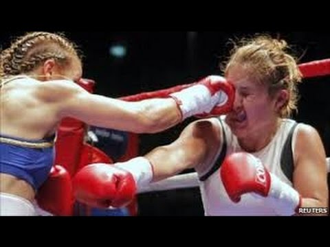 Sports Boxing-Premier Productions Female Vintage Boxing