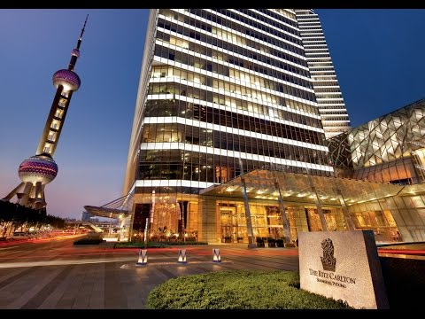 良好印象 TOP HOTEL The Ritz Carlton Shanghai Pudong上海浦東麗思卡爾頓酒店