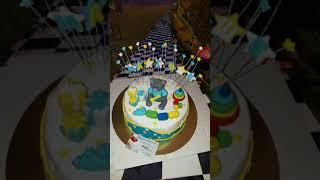видео детские торты